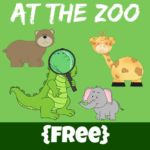 Teachable Tuesdays: Learning at the Zoo!!!!