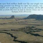 Scriptural Sundays: The Love of God