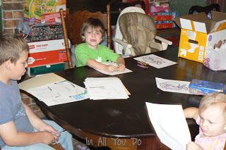 Teachable Tuesdays: Homeschool Curriculum Choices – Part 2: Preschool