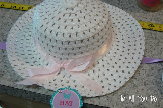 Sew its Saturday: DIY Easter Hats