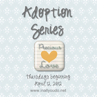 Thursday Thoughts: Adoption Series
