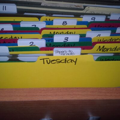 Weekly Homeschool Wrap-up: Our First week back
