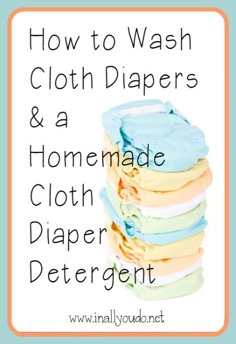 Do you use cloth diapers? The detergent alone can be outrageous. Check out this