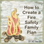 Maid for Mondays: How to create a Fire Safety Family Plan