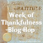 The First Thanksgiving…