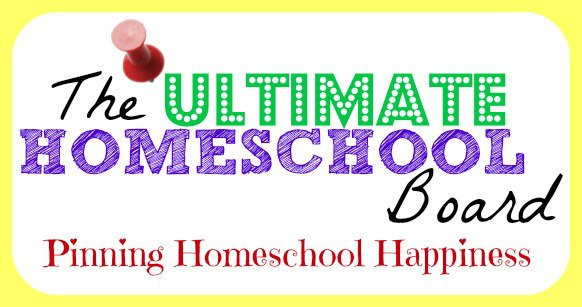 Ultimate Homeschool Board pin