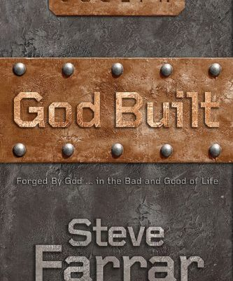 "FREE ""God Built"" ebook LIMITED TIME"