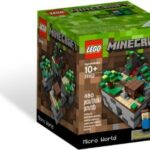 LEGO Minecraft on Sale at Amazon!!!!