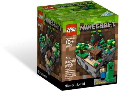 LEGO Minecraft on Sale at Amazon!!!!