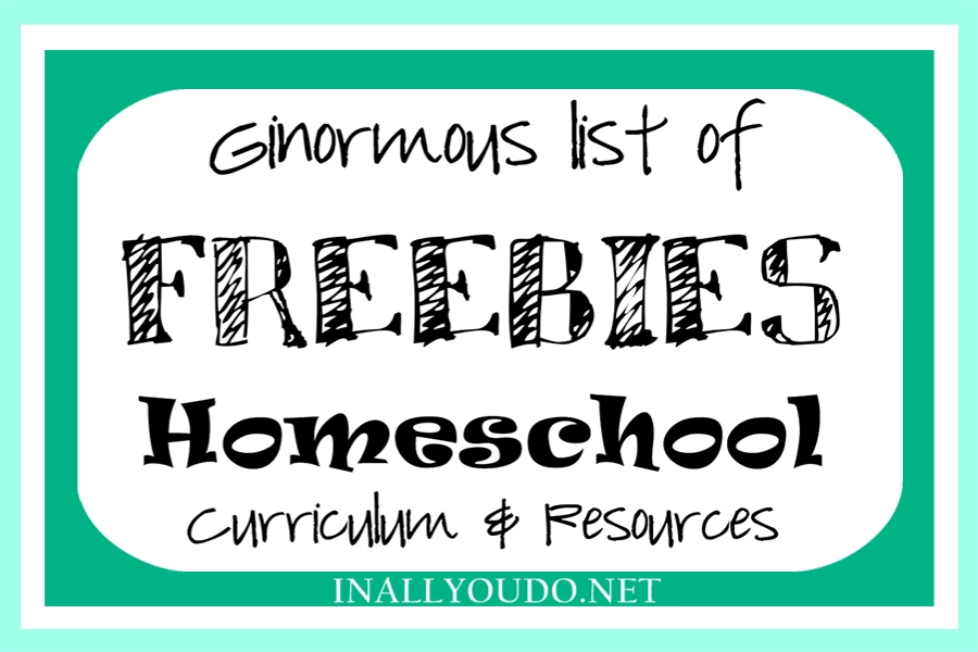 Weekly Freebie List