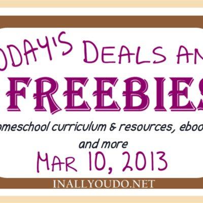 Today's Deals & Freebies