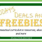 Today's Deals & Freebies 3/15