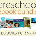 Preschool eBook Bundle & {FREE} Preschool Printable Sites