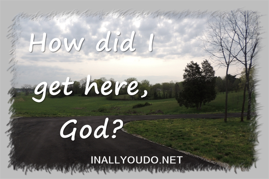 Moving to a small town was NEVER my ideal location. However, when God calls...you answer YES. :: www.inallyoudo.net