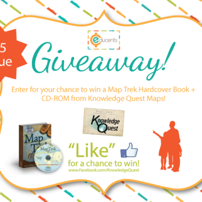 Knowledge Quest Giveaway from Educents!!!