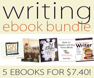 Become a better writer eBook bundle only $7.40