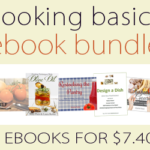 Cooking Basics eBook Bundle only $7.40!!!