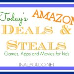 Amazon Deals & Steals ~ games, toys, movies
