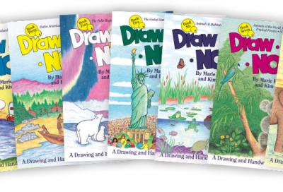 Draw-Write-Now Books 1-8 $66.50