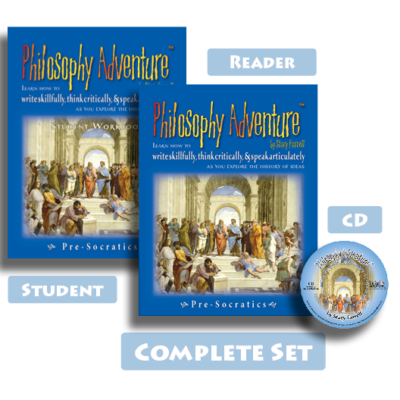 Art DVDs 62% OFF, Philosophy Adventure + a chance to Win a $50 Gift Certificate