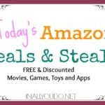 Amazon Deals & Steals for July 11, 2013