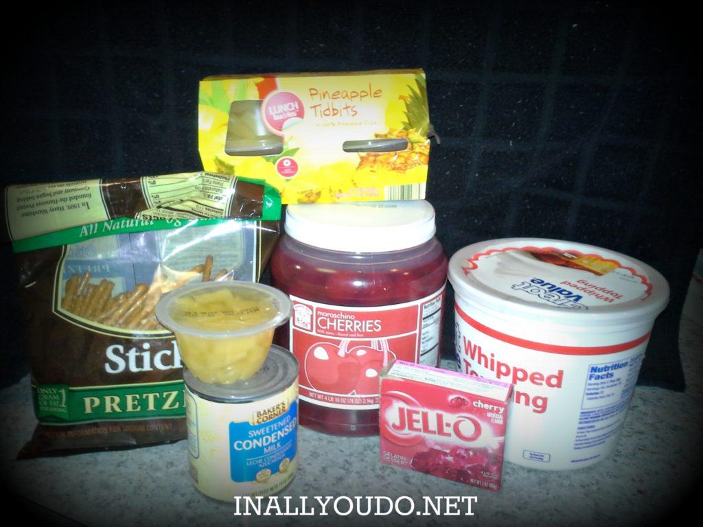 cherry fluff ingredients