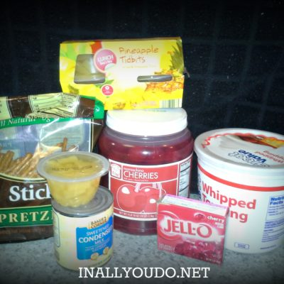 Gluten-Free, Grain-Free Cherry Fluff