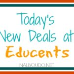 Educents Deals of the Day