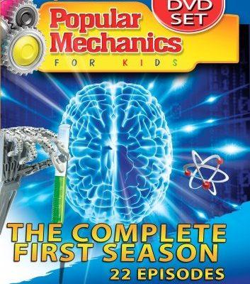 Amazon DVD Deals: Popular Mechanics 1st Season & Magic School Bus Series