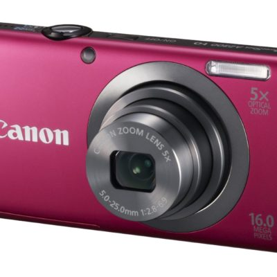Canon PowerShot only $79 (43% OFF)