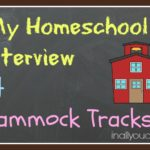 Homeschooling Interview at Hammock Tracks