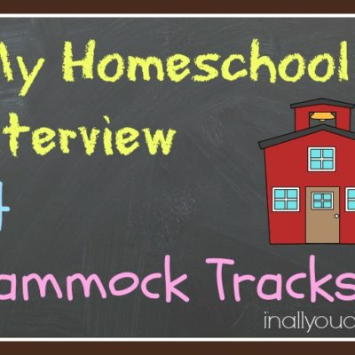 Homeschooling Interview at Hammock Tracks