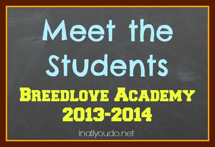 meet the students pinnable