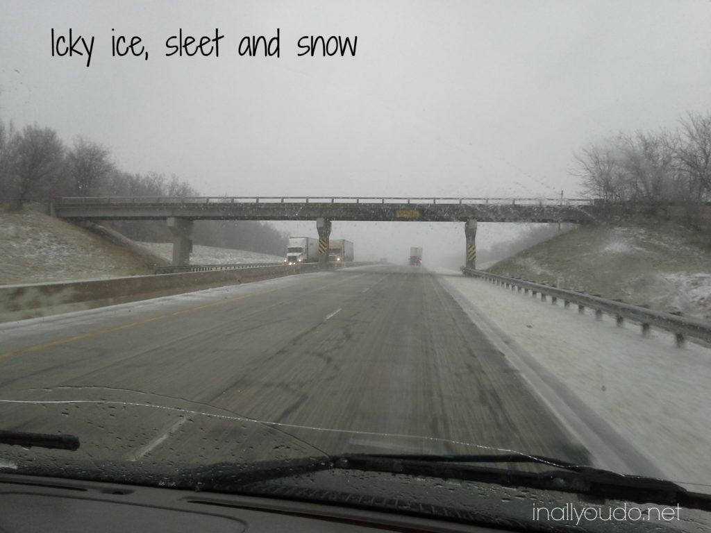 snow to indiana