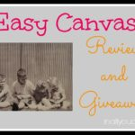 Easy Canvas Prints Review & GIVEAWAY!!!!