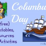 {free} Columbus Day Printables and Resources