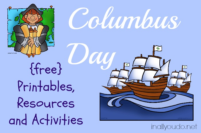 columbus day pinnable