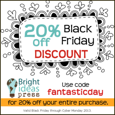 Bright Ideas Press Black Friday Sales