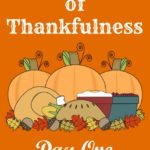 24 Days of Thankfulness ~ Day One