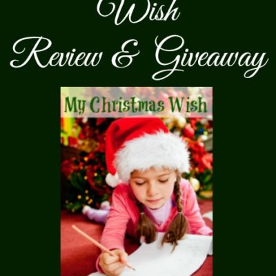 My Christmas Wish: A Prayer Journal Review & Giveaway