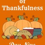 24 Days of Thankfulness ~ Day 9