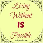 Living Without IS Possible