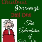 12 Days of Christmas ~ Day One: The Adventures of Mrs. Claus