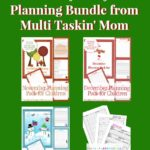 12 Days of Christmas Giveaways: Day 10 ~ Printable Planning Bundle