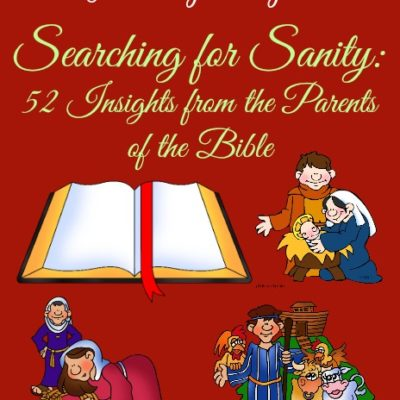 12 Days of Christmas Giveaways: Day 11 ~ Searching for Sanity ebook