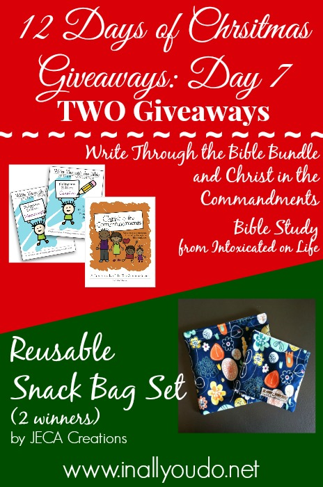 TWO Giveaways_Sunday Dec 8