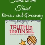 12 Days of Christmas Giveaways: Day 4 ~ Truth in the Tinsel Bundle (2 winners)