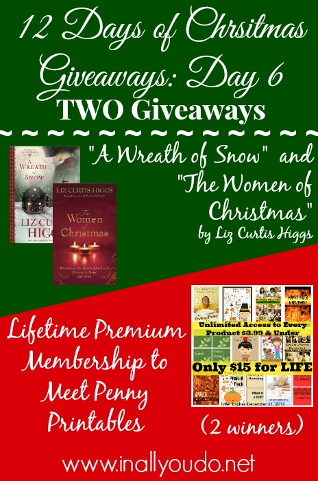Two Giveaways_Saturday Dec 7
