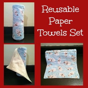 reusuable papers towels