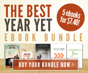 The Best Year Yet Bundle ~ 5 ebooks for $7.40